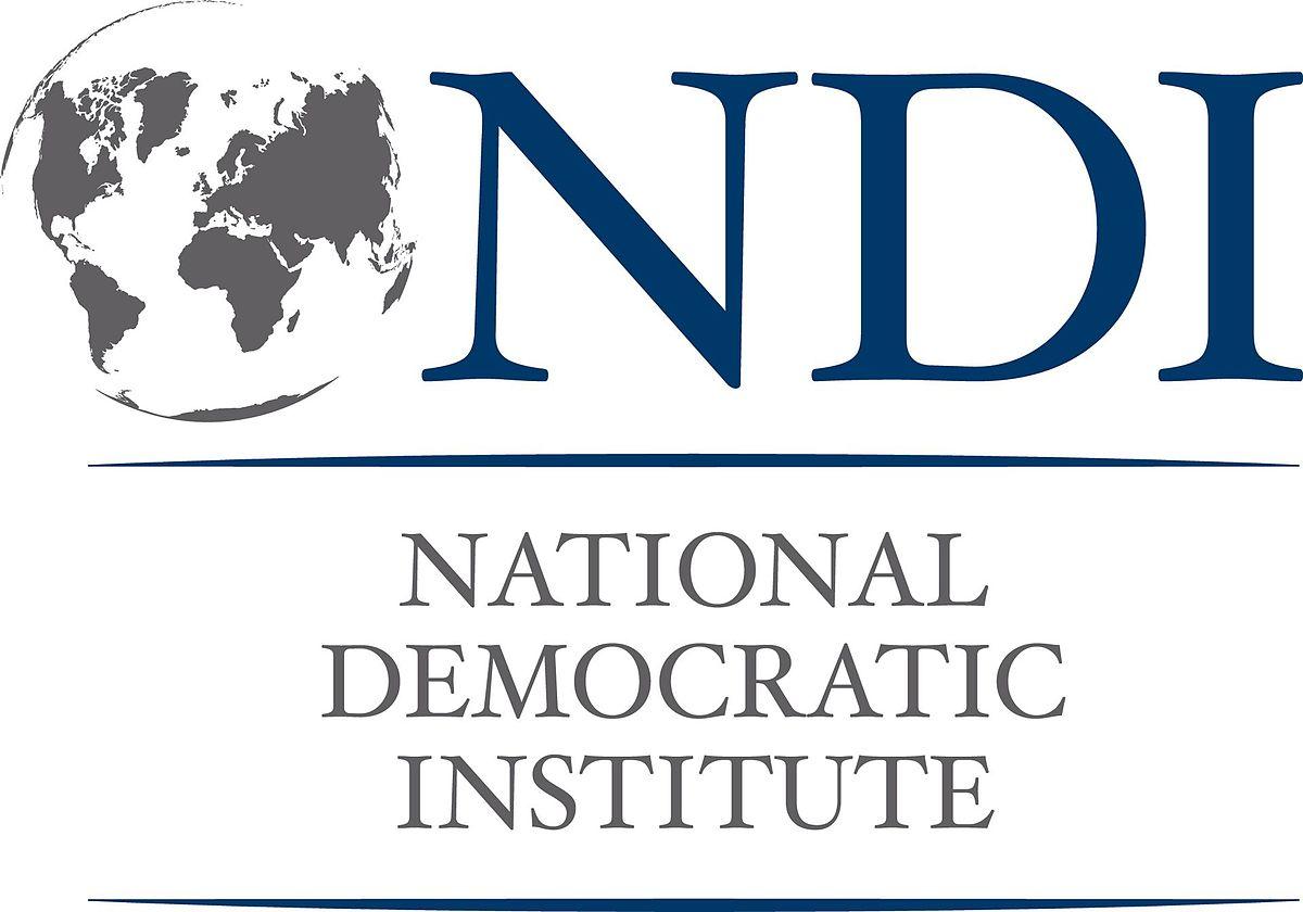 المعهد الوطني الديمقراطي